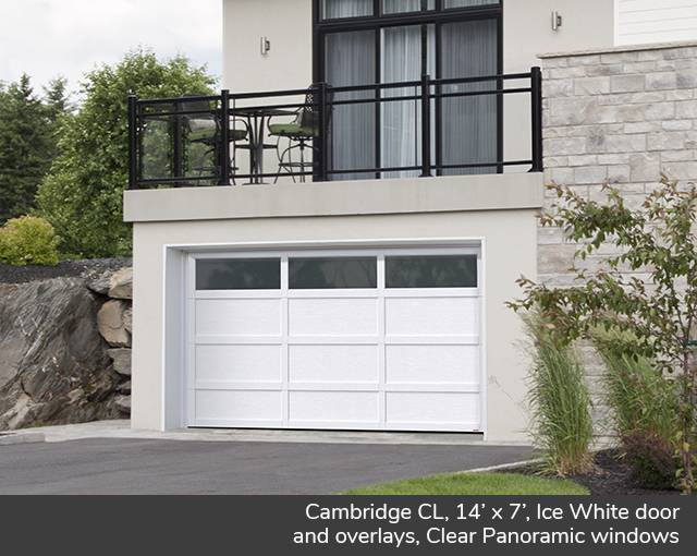 Cambridge Cl Design From Garaga Garage Doors Usa