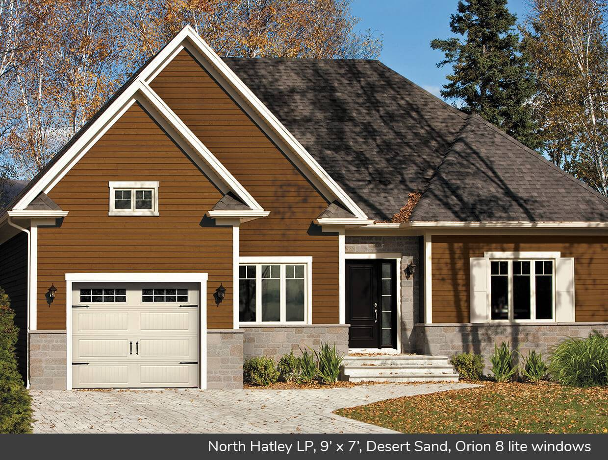 North Hatley LP, 9' x 7', Desert Sand, Orion 8 lite windows